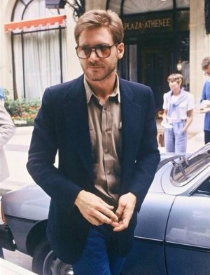 Harrison Ford - Han Solo in Tweed suit