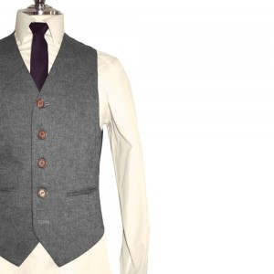 greyclassicvest