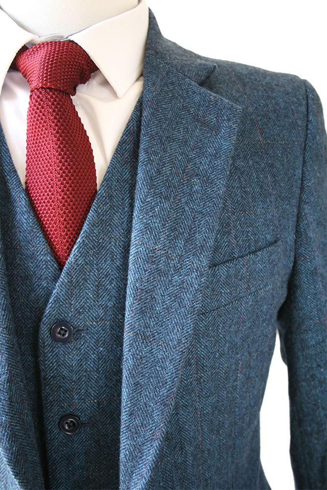 Men's Tweed Jacket, Blazer & Coat A suit jacket is an essential component of any man's wardrobe. It is excellent for formal and semi-formal events, but it can even be made casual with the right outfit.